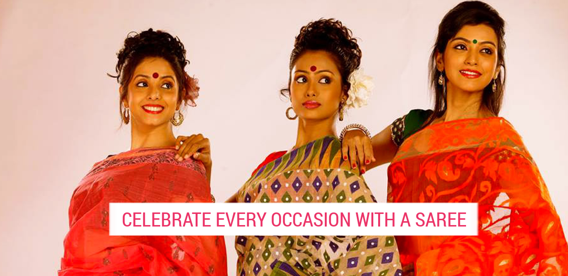 Celebrate Every Occasion with a Saree